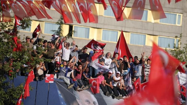 Pilpres Turki dan Tantangan Terbesar Erdogan