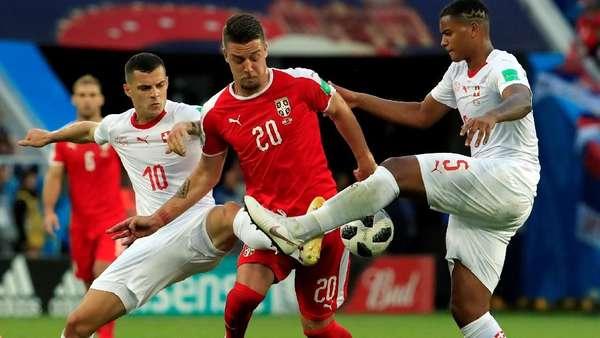 Video Highlights: Serbia Vs Swiss 1-2