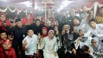 Di Acara Muslimat, Risma: Nomer 2 Menang, Jalan Rusak Diperbaiki