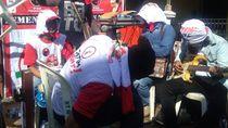 Hari Terakhir Kampanye, PDIP Blusukan Ajak Warga Coblos Gus Ipul-Puti