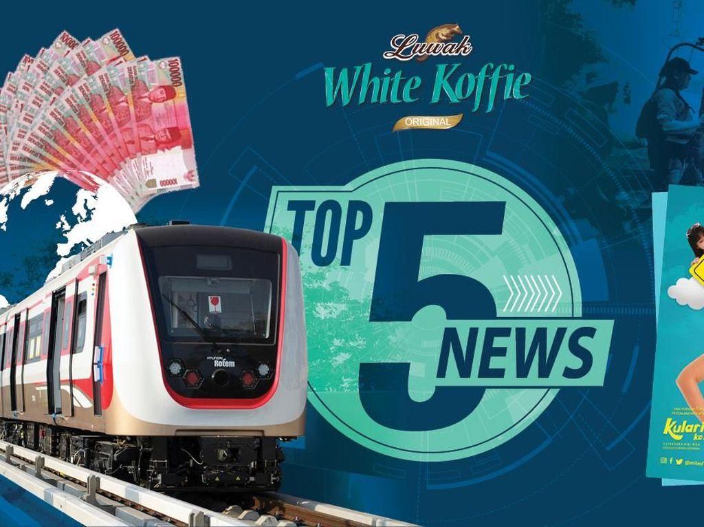 Kontroversi Biaya LRT, Kulari Ke Pantai Sapa Anak Indonesia