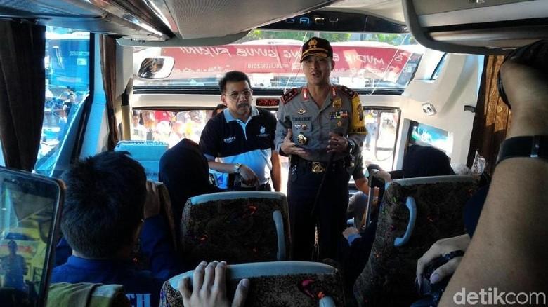 Kapolda Jateng: Angka Kecelakaan Selama Lebaran Munurun