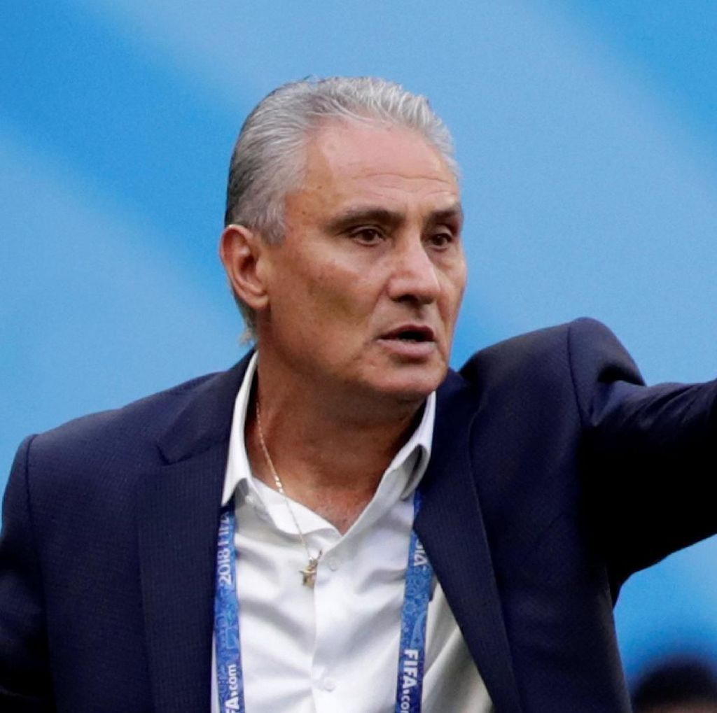 Brasil Menang Susah Payah, Tite: Piala Dunia Memang Sulit