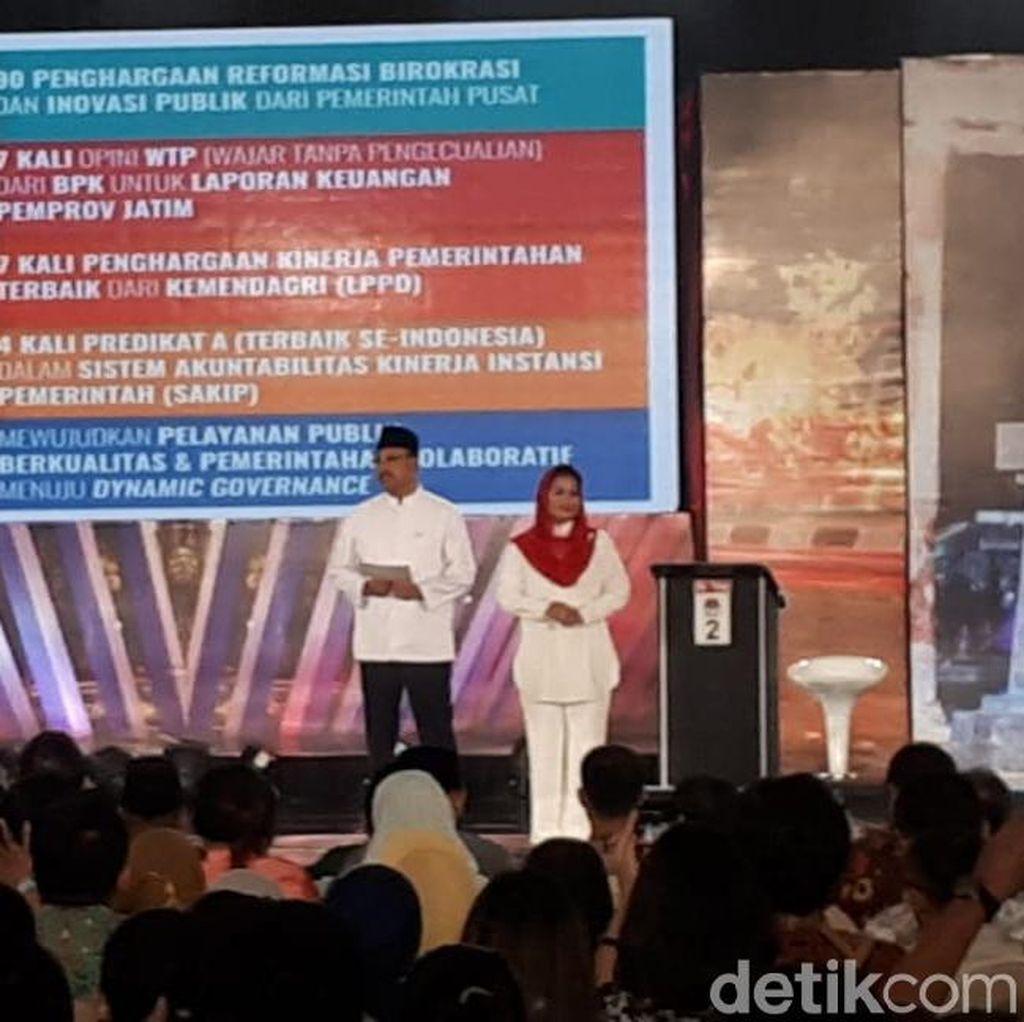 Kepras Ego Sektoral, Puti Koneksikan Nawacita Jokowi