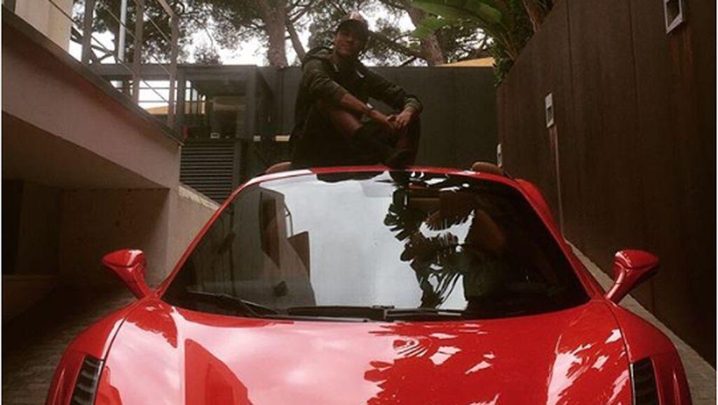 Mobil Impian Masa Kecil Neymar yang Kini Sudah Terwujud