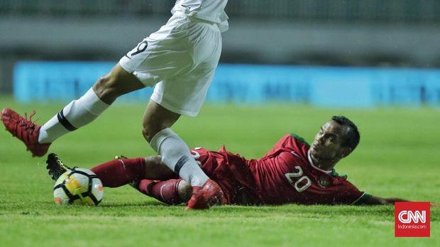 Riko Simanjuntak tidak masuk daftar skuat Timnas Indonesia U-23 untuk Asian Games 2018. (