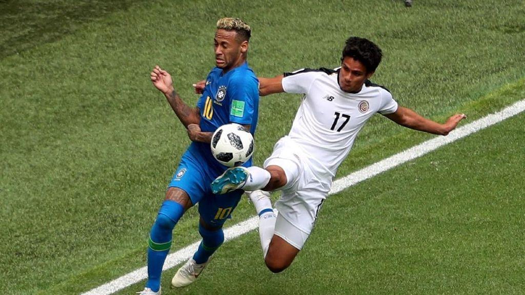 Video Rainbow Flick Neymar yang Bikin Lawan Mati kutu