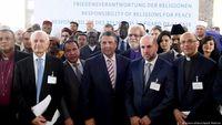 Berlin Undang Tokoh Agama Berdialog Demi Perdamaian Global
