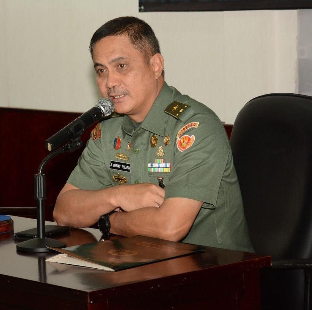 TNI AD Ingatkan Prajurit Netral Meski Ada Purnawirawan Ikut Pilkada