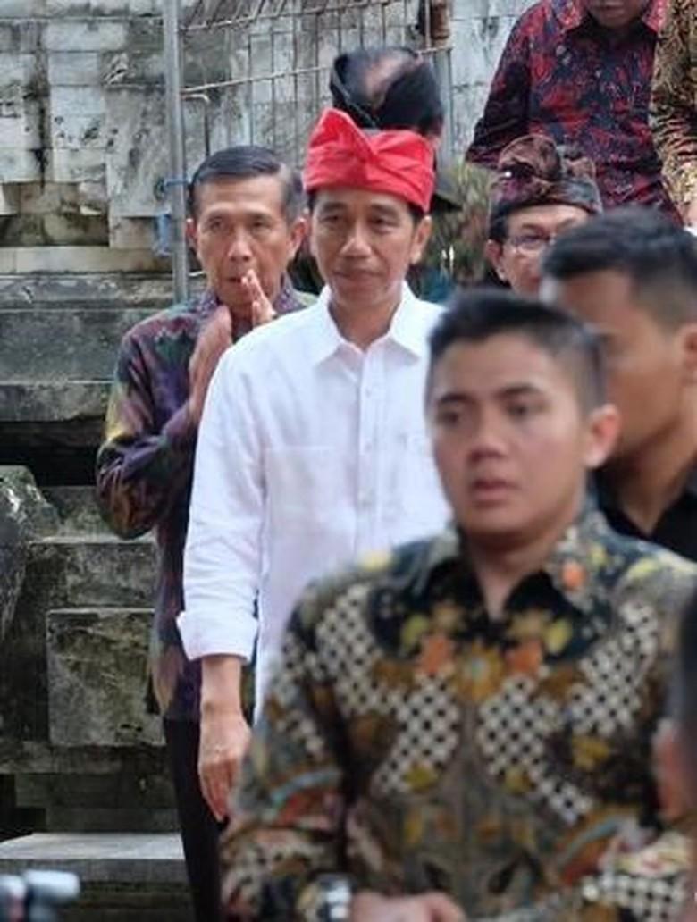 Jokowi Menang 90% di Bali Versi Quick Count, Ketua TKD Puas