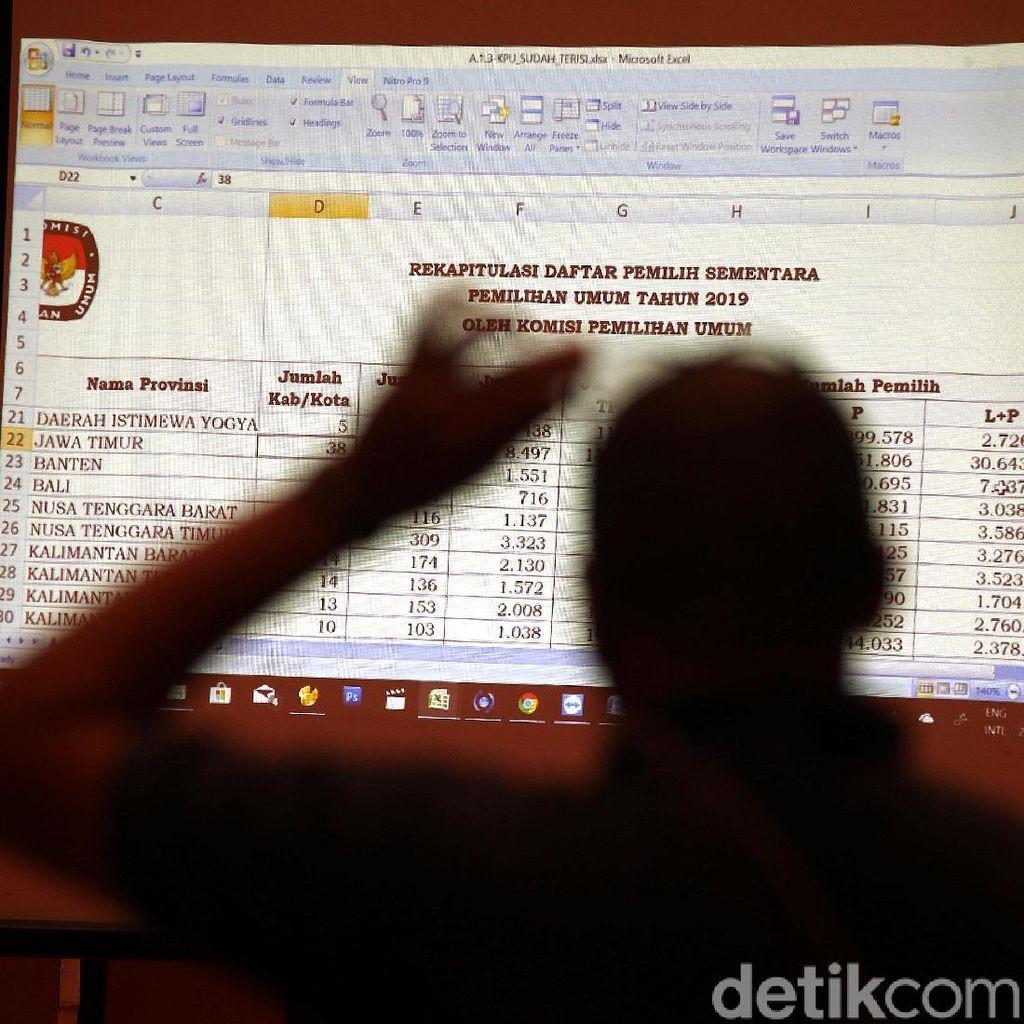Kemendagri Sebut Ada Selisih 10 Juta Orang di DPS Pemilu 2019