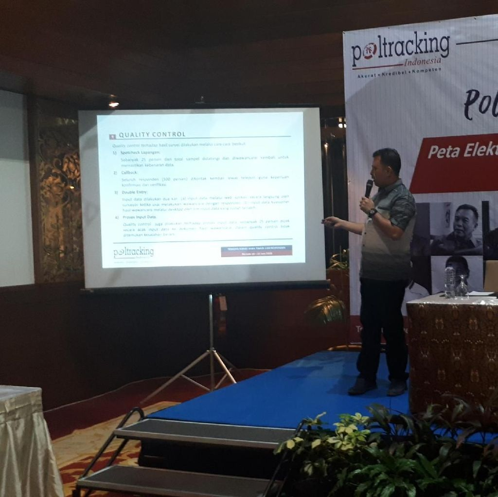 Poltracking: Ridwan Kamil Ungguli Deddy Mizwar Jelang Pilgub Jabar