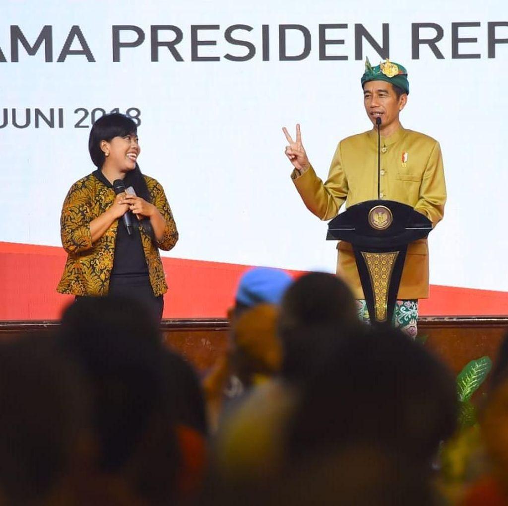 Saat Jokowi Heran Hadiah Sepedanya Kini Tak Laku Lagi