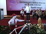 Jokowi Masih Bisa Bagi-bagi Sepeda di Masa Kampanye