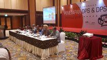KPU dan Parpol Gelar Rapat Pleno Bahas DPS Pemilu 2019