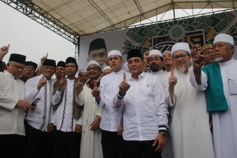 Gatot Nurmantyo Serukan Pilih Pemimpin Asli Sumut