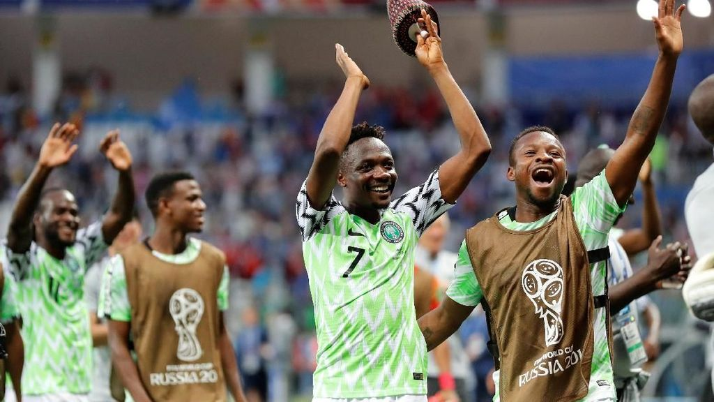 Video Highlights: Nigeria Vs Islandia 2-0