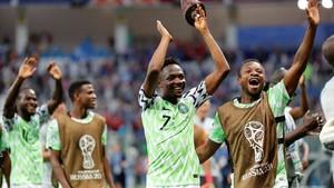 Video Highlights: Nigeria Vs Islandia 2-0