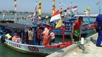 Melihat Lomban, Sedekah Laut Jepara yang Kental Napas Keislaman