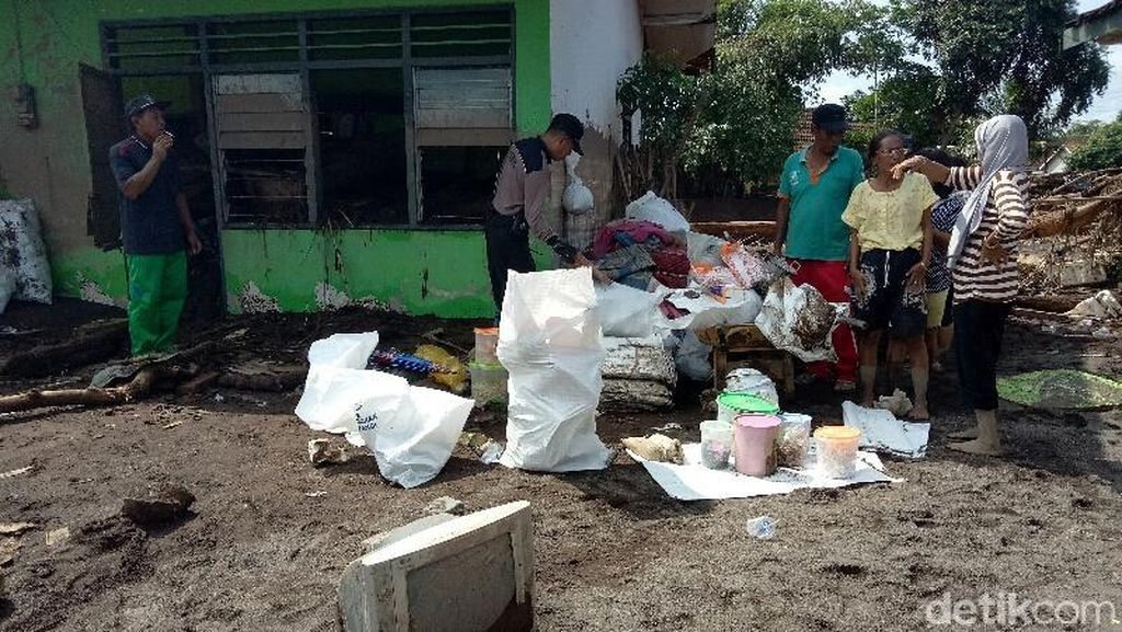 BPBD Banyuwangi: 549 Rumah Rusak Akibat Banjir Bandang