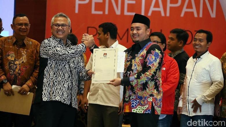 KPU Umumkan Daftar Pemilih Sementara Pemilu 2019