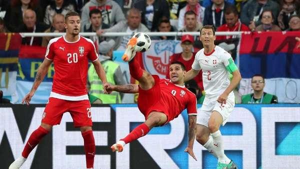 Video Highlights Babak I Serbia Vs Swiss