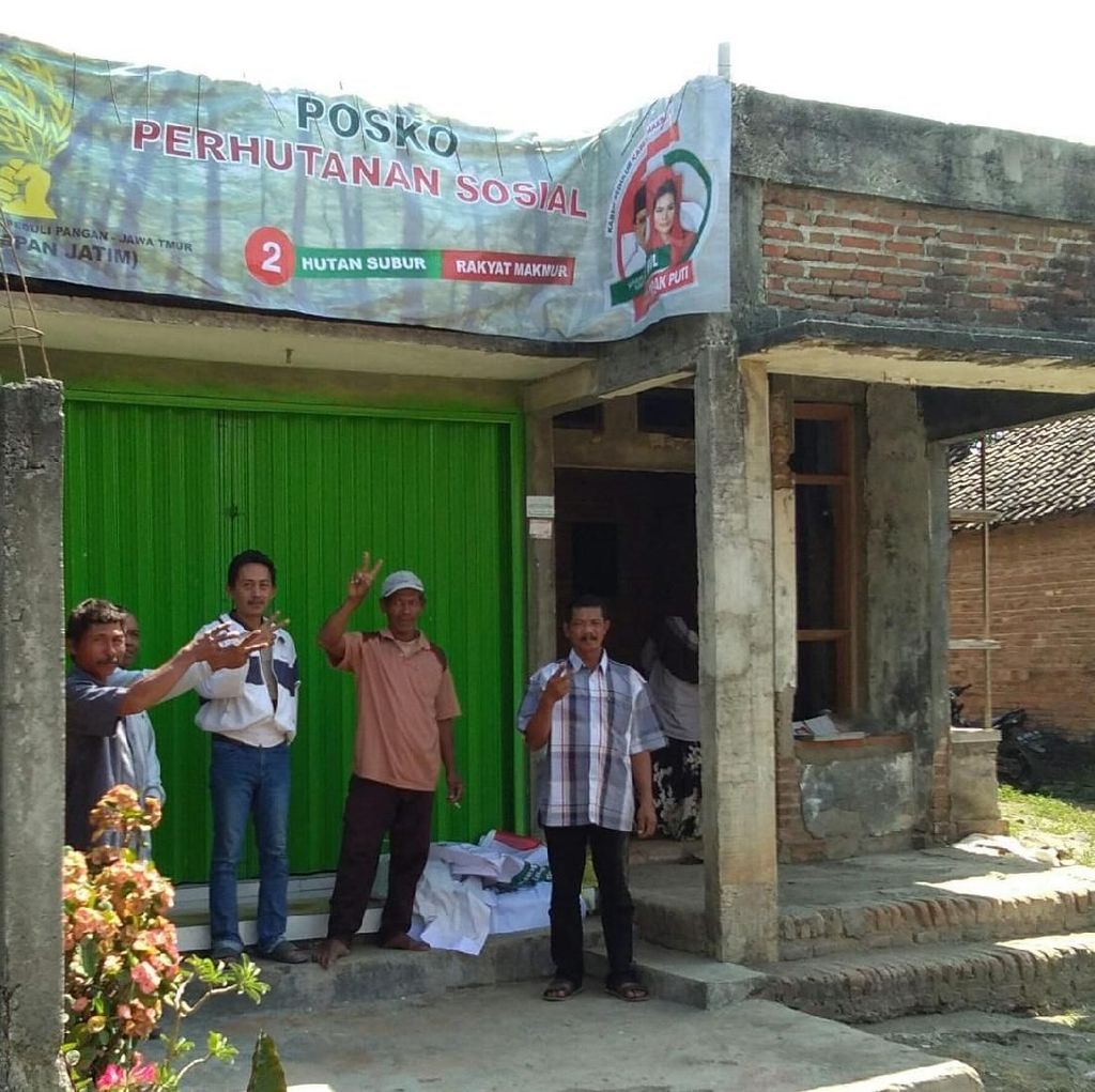 Relawan Gus Ipul-Puti Rapatkan Barisan, 11 Posko Dibentuk