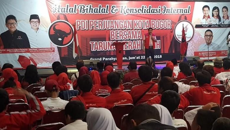 Santunan Anak Yatim Piatu se-Kota Bogor