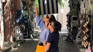 Anggunnya Maudy Koesnaedi Berkebaya di !nsert Fashion Award 2015