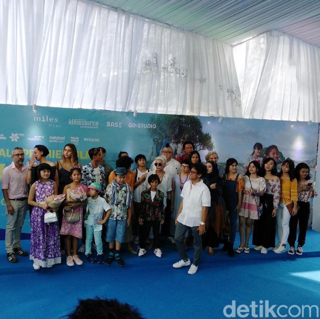 Kulari ke Pantai Gandeng Arie Kriting untuk Tulis Naskah
