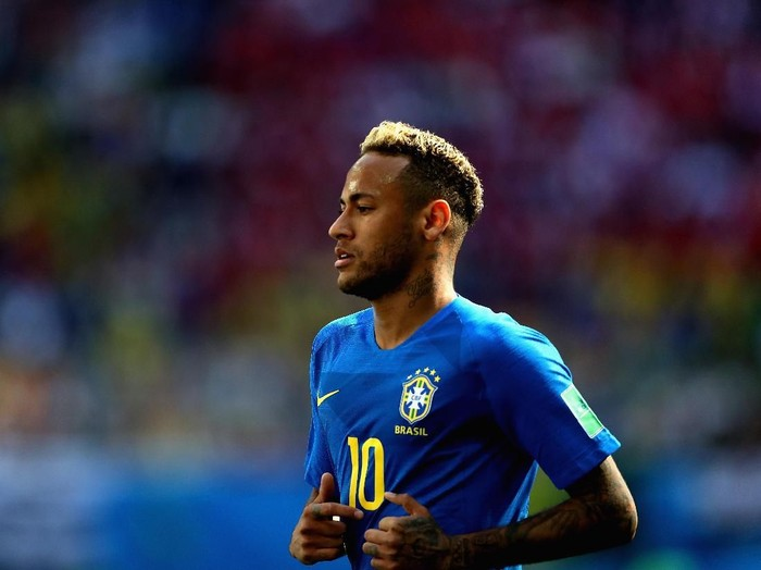 Sempat kurus, Neymar diet hiper kalori agar lebih berisi/Foto: Francois Nel/Getty Images