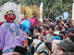 Rayakan HUT DKI, Ada Parade Ondel-Ondel Seru di Ancol