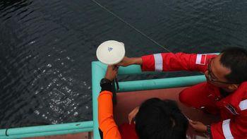 Foto: Ini Alat yang Bisa Ukur Kedalaman di Lokasi Tragedi Danau Toba