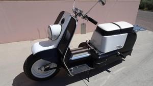 Ternyata Harley-Davidson Pernah Bikin Skuter, Ini Bentuknya