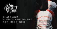 Makanan Pesta Nikahan Sisa Banyak? Bagikan Lewat 'A Blessing to Share'