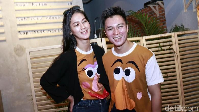 3 Bulan Pacaran, Baim Wong Mantap Lamar Paula Verhoeven di Semarang