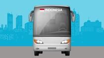 Ekspor Bus Made in Ungaran ke Bangladesh Belum Terdata BPS