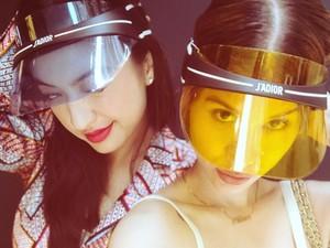 <i>Friendship Goals</i>! Kompaknya Raline Shah dan Millane Fernandez