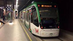 Mengintip Penampakan LRT-nya Spanyol