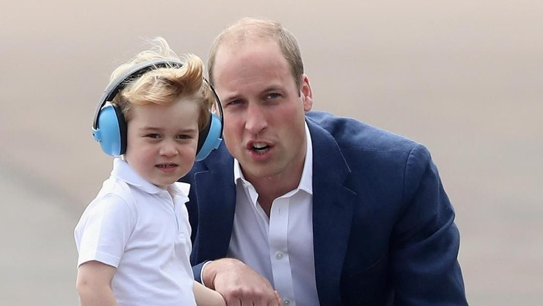 Pangeran William/ Foto: Getty Images