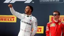Lewis Hamilton Juara GP Prancis