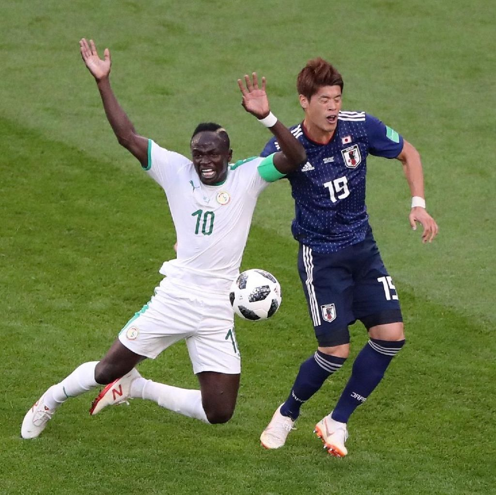 Video Highlights: Jepang Vs Senegal 2-2
