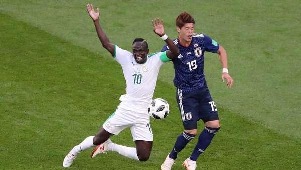 Video Highlights Babak I Jepang Vs Senegal