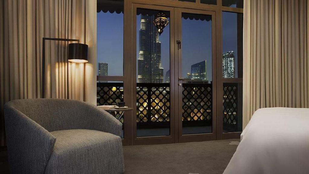 5 Hotel Mewah dengan Pemandangan Terbaik di Dubai