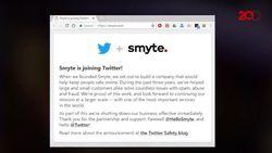 Basmi Cyberbullying, Twitter Membeli Smyte
