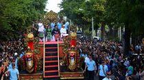 Pesta Kesenian Bali Jadi Benchmark Calender of Events 2020