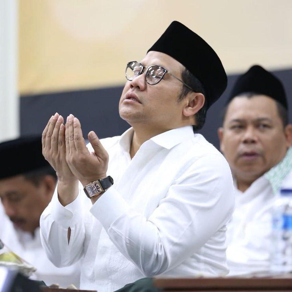 Cak Imin Bandingkan Tradisi Berserban di NU dengan FPI