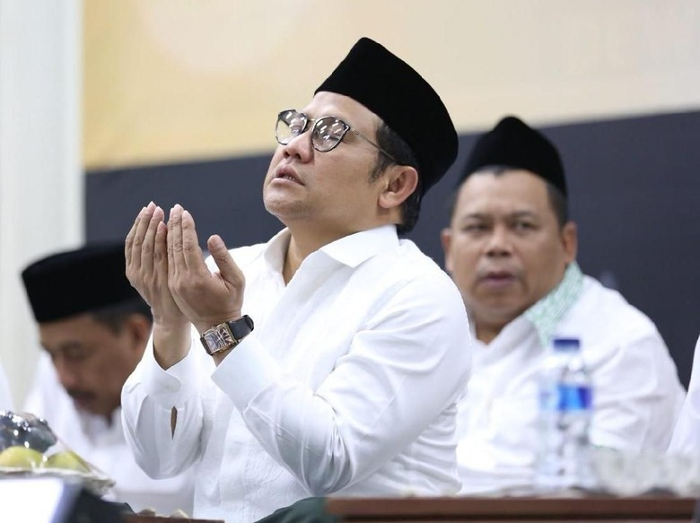 PKB Yakin Ada Nama Cak Imin di Kantong Jokowi