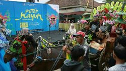 Tradisi Puter Kayun Warnai Syawal di Banyuwangi