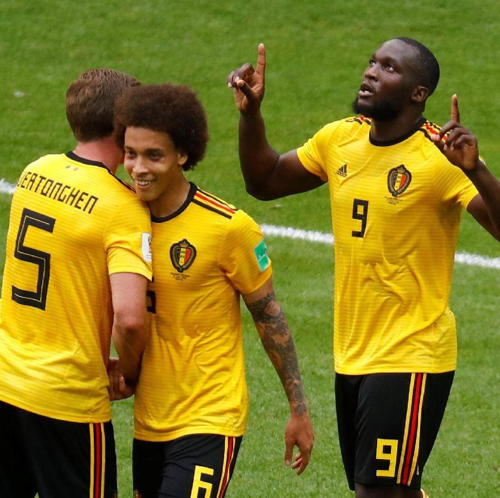 Rekor Belgia, Rekor Lukaku